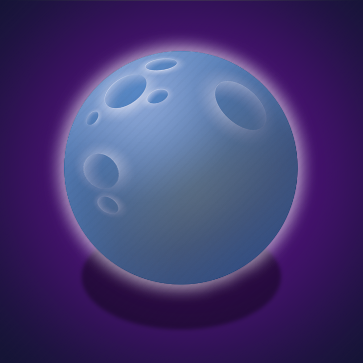 clear sky, forecast, moon, night, weather icon
