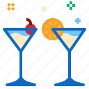 celebrate, champagne icon