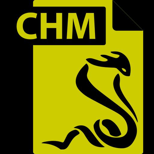 chm, compiled html, file, format, sumatrapdf icon