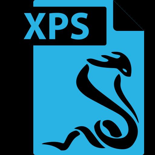 file, format, sumatrapdf, xps icon