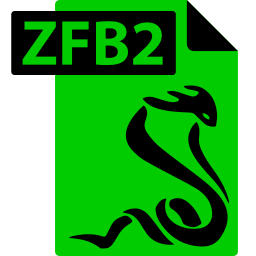 fictionbook, file, format, sumatrapdf, zfb2 icon
