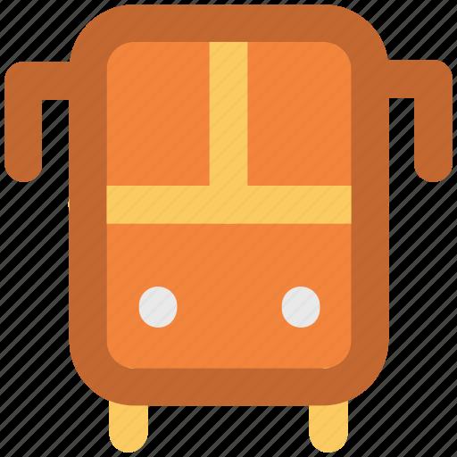 bus, public bus, tourism, transport, travel, vehicle icon