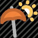 canopy, hot day, parasol, sunny day, sunshade, umbrella