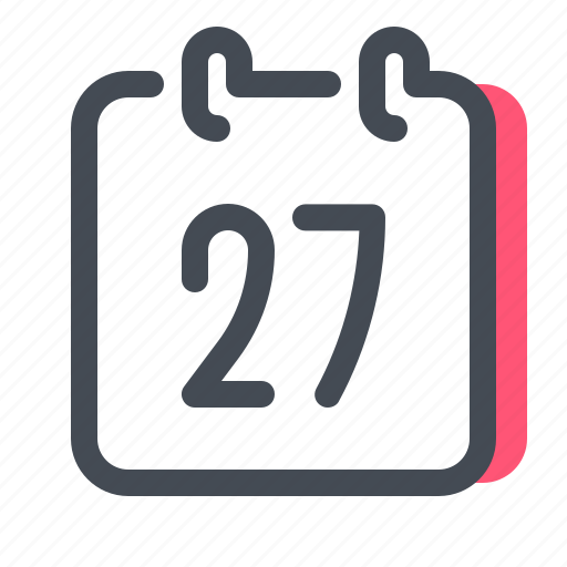 calendar, date, event, month, summer, vacation, voyage icon