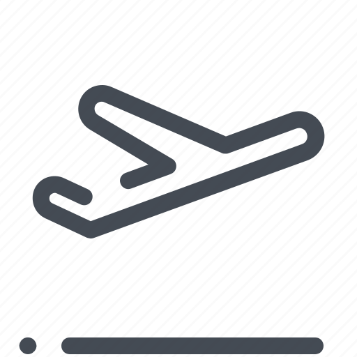 air flight, airport, flight, fly, summer, vacation, voyage icon