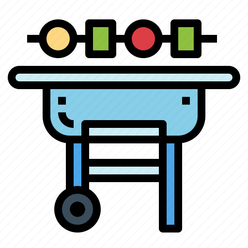 Barbecue, cooking, food, grill icon - Download on Iconfinder