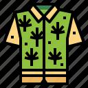 clothing, fashion, garment, hawaiian, shirt