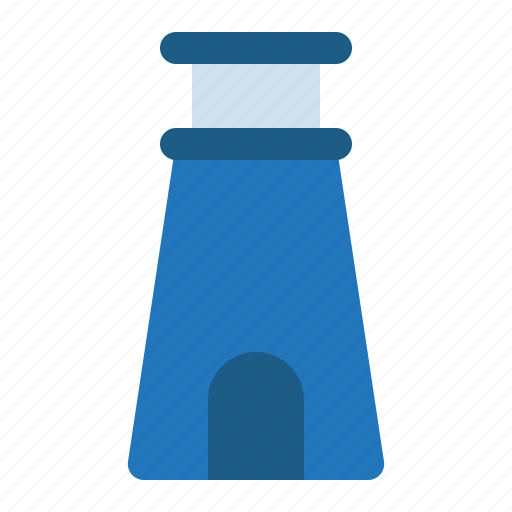 building, lighthouse, summer, tower icon