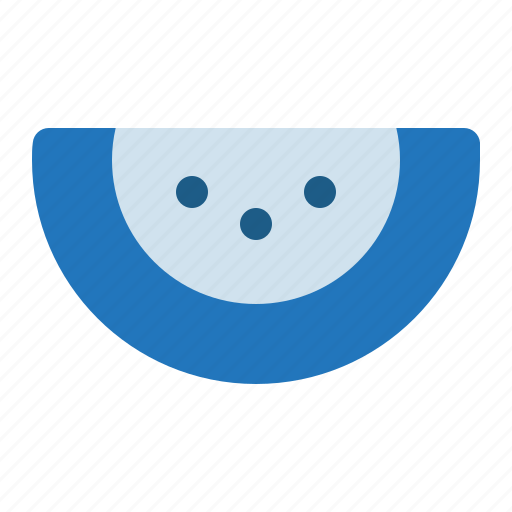 Food, fruit, slice, summer, watermelon icon - Download on Iconfinder
