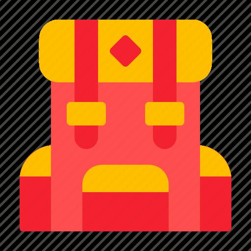 Backpack, bag, travel icon - Download on Iconfinder