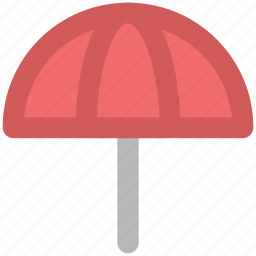 canopy, parasol, rain protection, sun protection, sunshade, umbrella icon