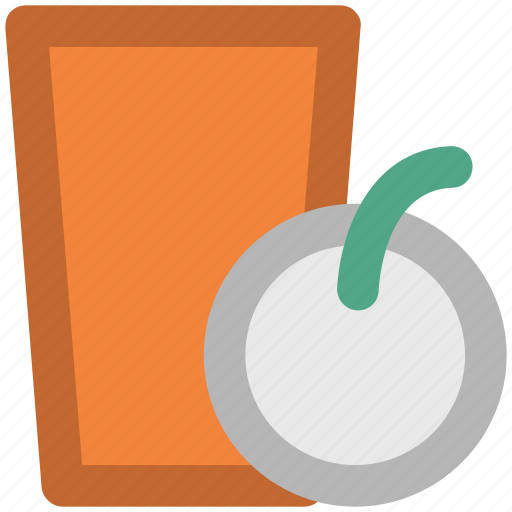 apple juice, beverage, cherry, drink, glass icon