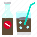 cola, cool, drink, drinl, tea icon