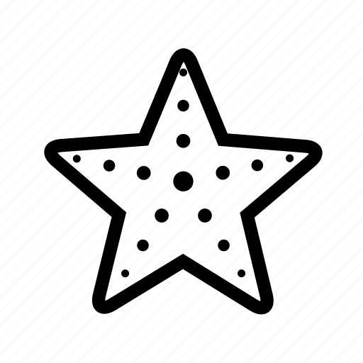 Beach, sea, star, starfish icon - Download on Iconfinder