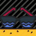 sunglasses, eyewear, accessory, fashion, sun, protection