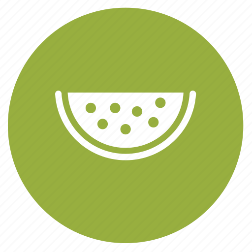 fruit, slice, summer, watermelon icon