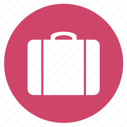 bag, case, holiday, suitcase, summer, travel, vacation icon