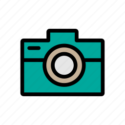 camera, holiday, photography, summer, travel icon