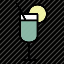 drink, ice, juice, summer icon