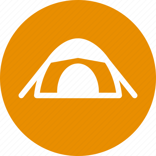 camping, homeless, outdoor, tent icon