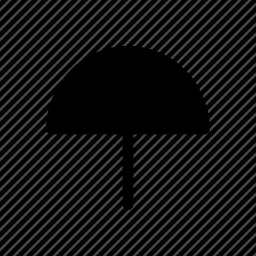 journey, summer, tour, travel, umbrella icon