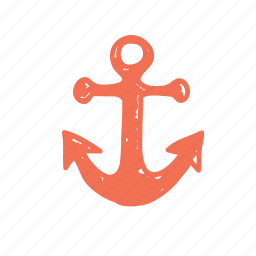 cake, jankar, orange, ship, summer icon