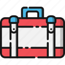 bag, holiday, luggage, shopping, summer, travel, vacation icon