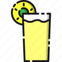 drink, glass, holiday, juice, summer, travel, vacation icon