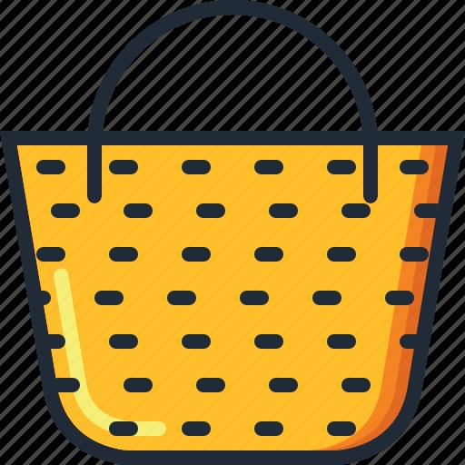 bag, beach, ocean, sea, summer, tote, vacation icon