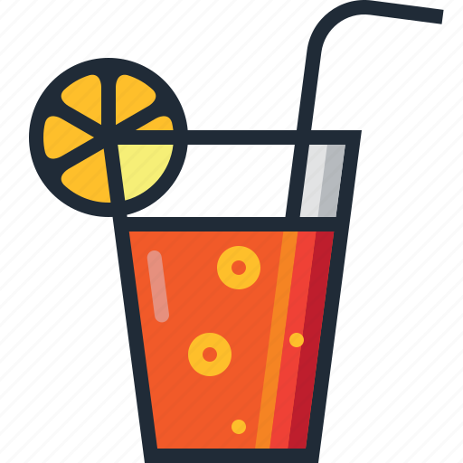 alcohol, beverage, cocktail, cool, holiday, summer, vacation icon
