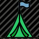 base, basecamp, camp, camping