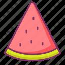 watermelon, fruit, tropical, sweet