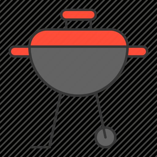 barbecue, barbecue grill, bbq, bbq grill, grill, vacation icon