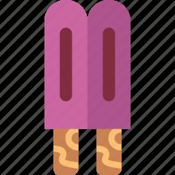 holiday, icecream, summer, vacation icon