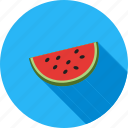 fruit, healthy, juicy, melon, seeds, summer, watermelon icon