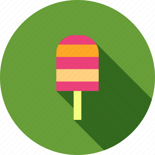 cold, frozen, ice, ice cream, ice lolly, summers, sweet icon