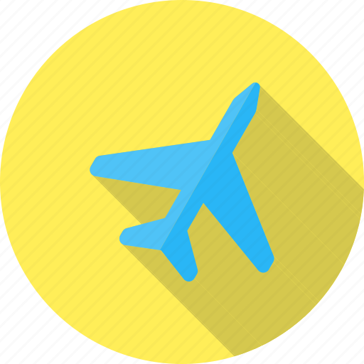 aeroplane, air support, airplane, flight, journey, plane, traveling icon