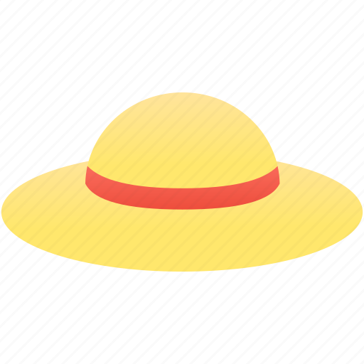 Beach, hat, holiday, summer icon - Download on Iconfinder