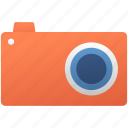camera, holiday, photography, summer icon