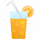 beverage, drink, holiday, summer icon