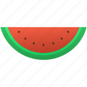 watermelon, fruit, holiday, summer