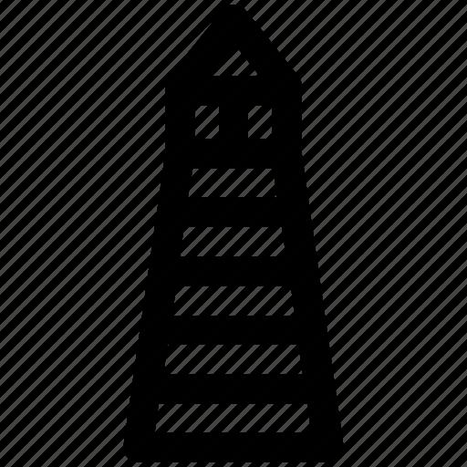 .svg, building, light house, marine, place, sea, seamark icon