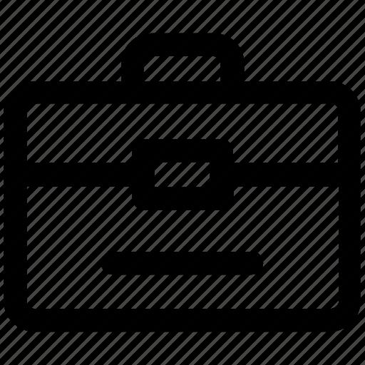 .svg, bag, brief, business, case, money, office bag icon