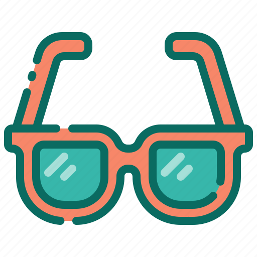 beach, eye glass, fashion, holiday, summer, sunglass, vacation icon
