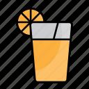 lemonade, drink, lemon, drinking, summer, holidays, summertime