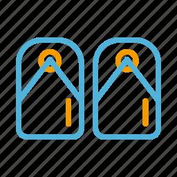 sandals, summer icon