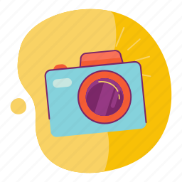 camera, photo, summer, travel icon