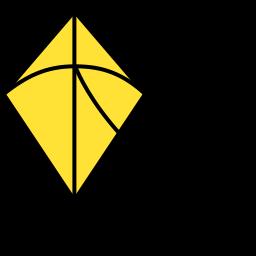 activity, kite, leisure icon