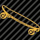board, deck, extreme sport, sk8, skate, skateboard, sport