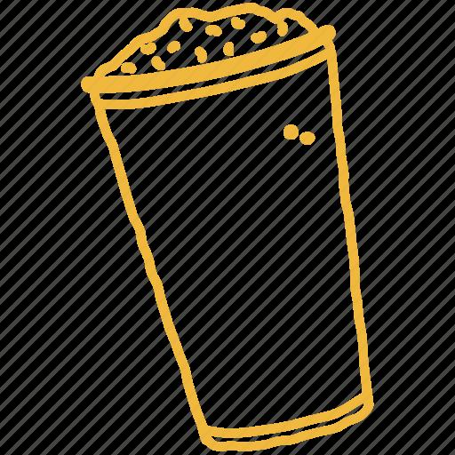 Drink, food, frozen, icy, slush, slushy, treat icon - Download on Iconfinder
